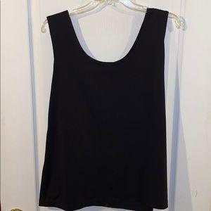 Chico's Black Camisole Size 3